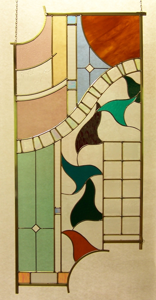 Modern Designs in Stained Glass by Schuster Glass Studio ...